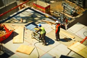 Safety measures in construction site operations are critical